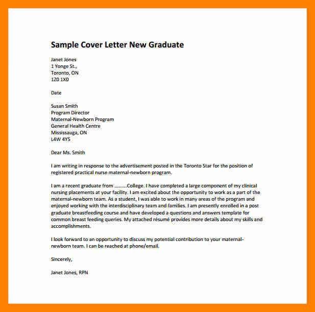 5+ new graduate nurse cover letter   doctors signature