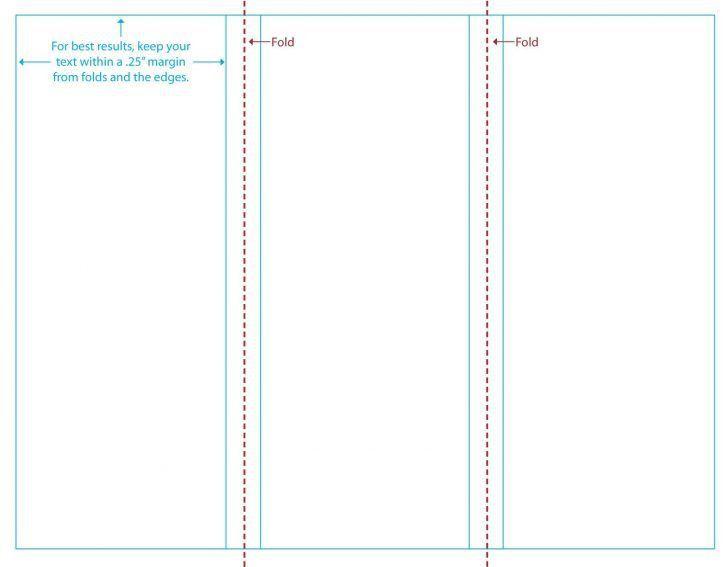 Free Tri Fold Brochure Template (8.5 X 11) | pikpaknews