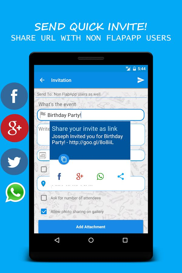 Invitation Maker & City Events - Android Apps on Google Play