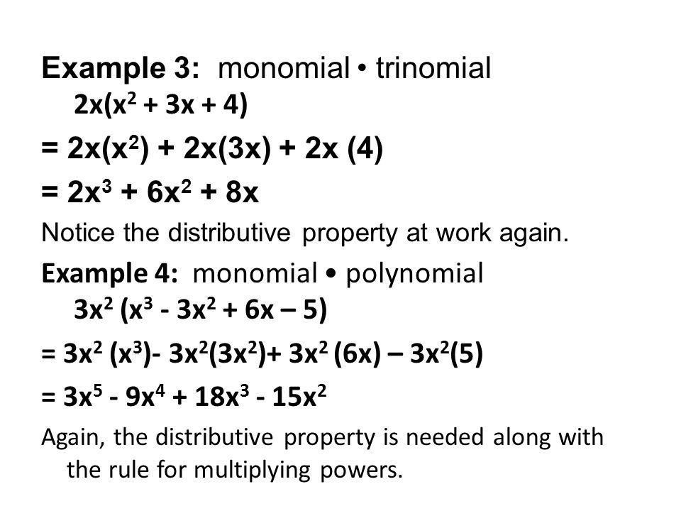 Polynomials Interpret the Structure of an Expression (MCC9-12.A ...