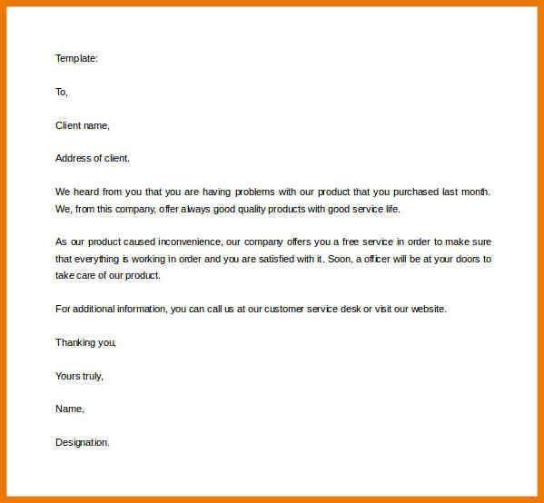 6+ sample sales letter | postal-carrier