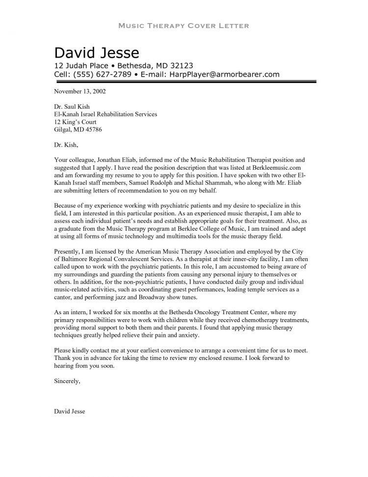 Cover Letter For Respiratory Therapy Job Respiratory Therapy Cover ...