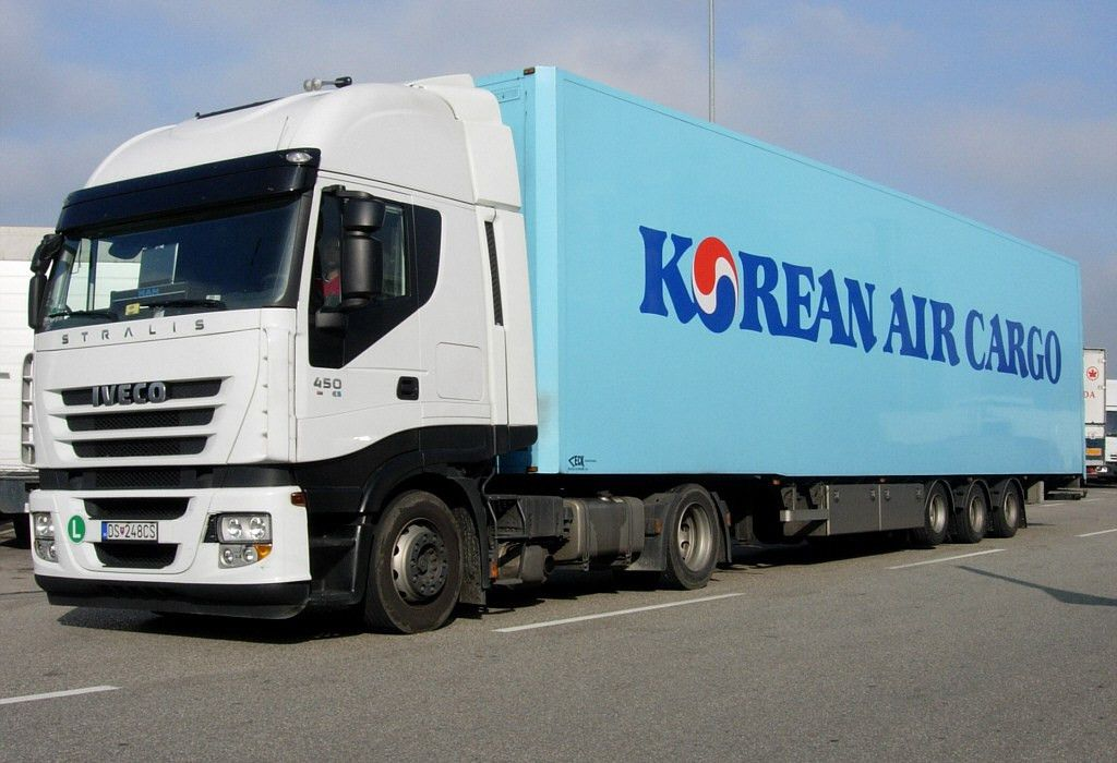 Korean Air Cargo | Klaus Brandmaier | Flickr