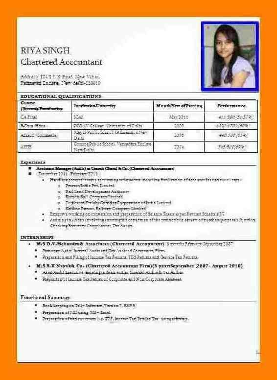 8+ biodata format for teaching job | references format