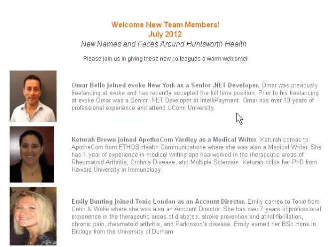 Best Photos of Funny Welcome New Employee Announcement - New ...