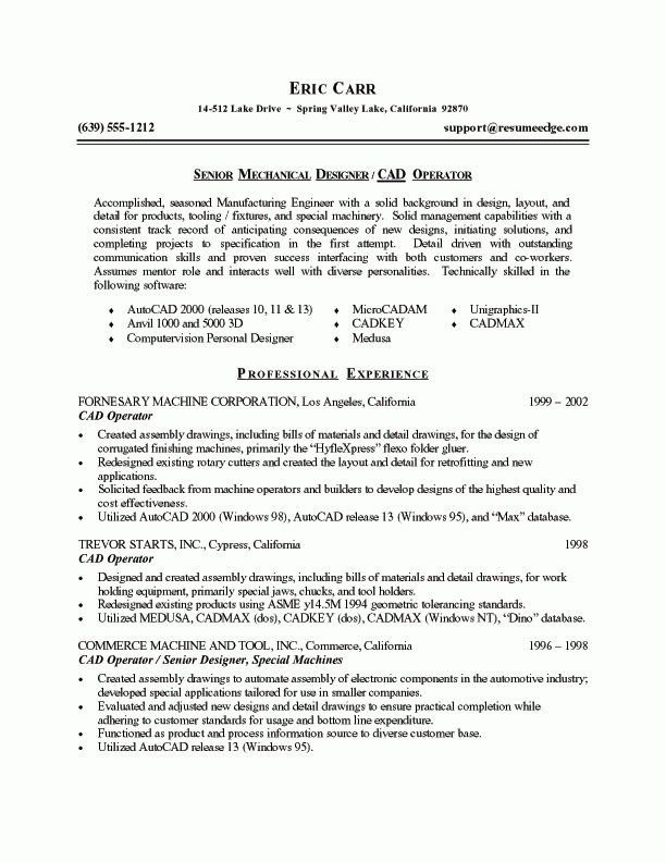 sample resume for computer operator computer operator resume