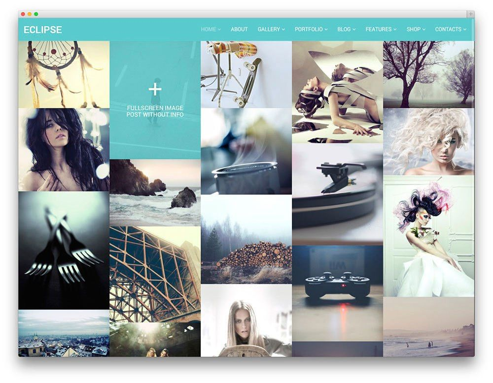 60+ Best Free Responsive Photography Wordpress Themes