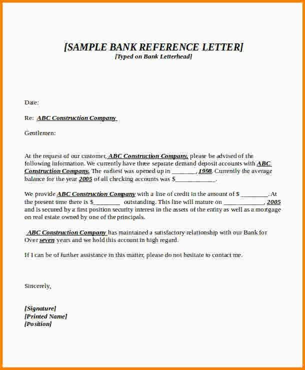11+ bank reference letter | nypd resume