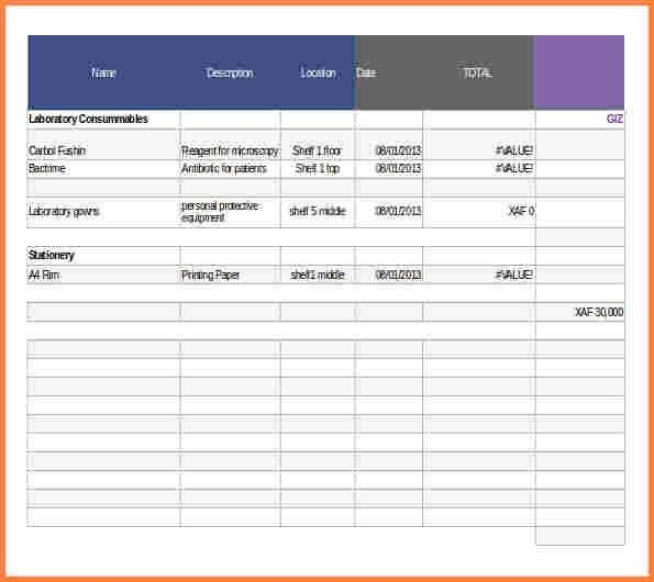 Inventory Management Template. Access Database Inventory ...