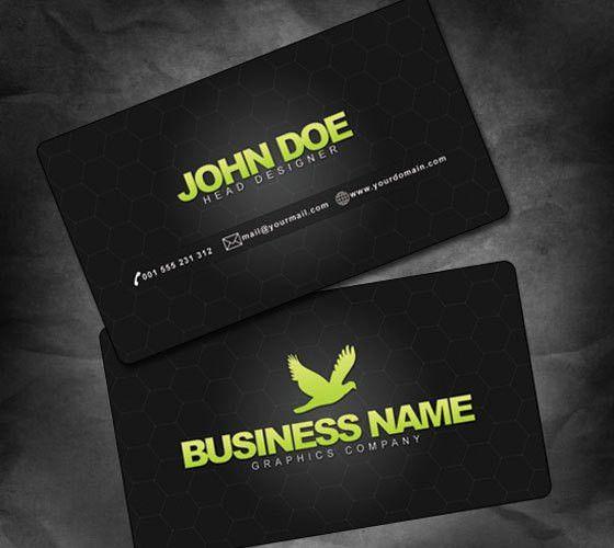 30+ PSD Business Card Templates - Web3mantra