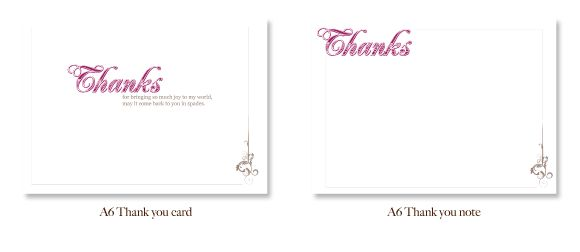 Give thanks with a free printable thank you gift – Oh My! Handmade