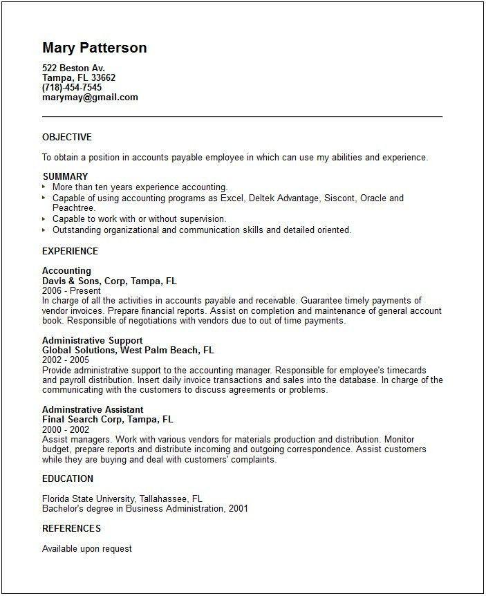 sample resume skills summary how to write a summary of