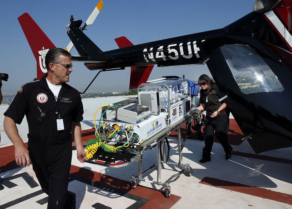 University Hospital adds helicopter that can support baby boom ...