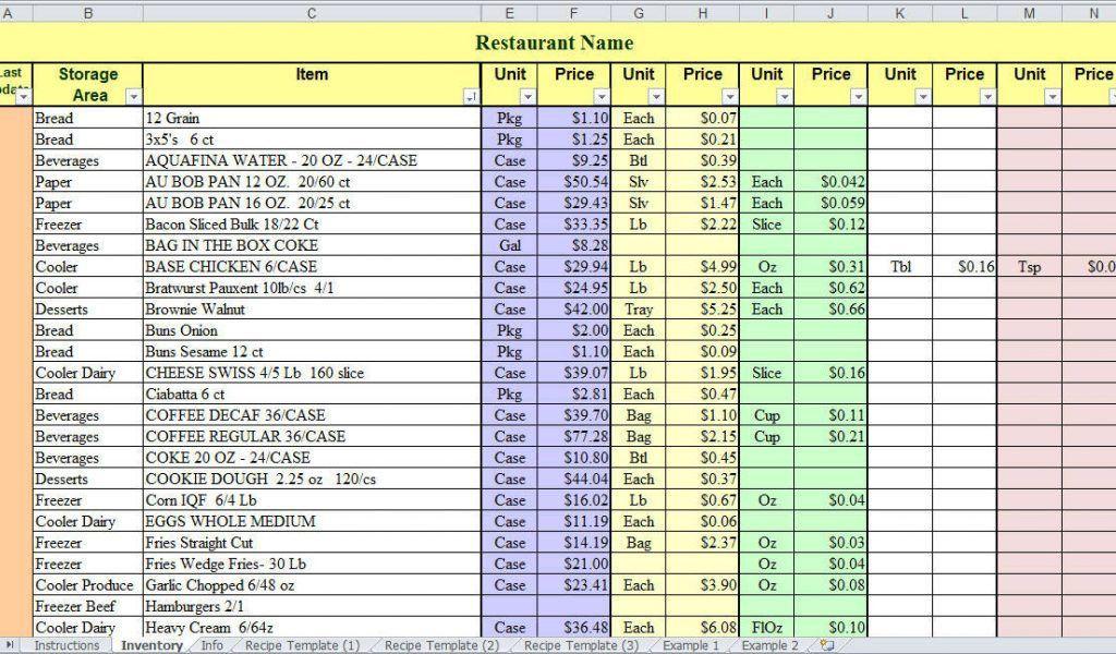 Control Sheet Template. stock control excel template contegri com ...