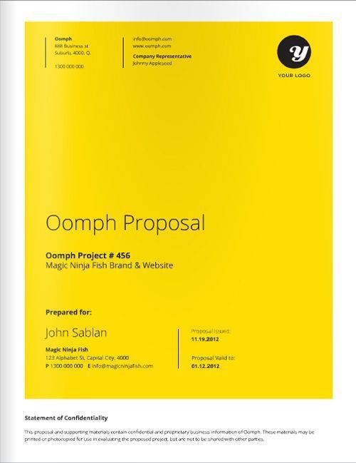 Microsoft Word Project Proposal Template, best proposal template ...