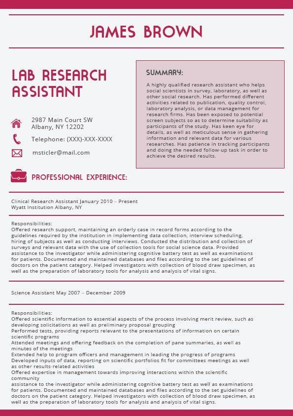 Best Resume Templates for 2016 - SampleBusinessResume.com ...