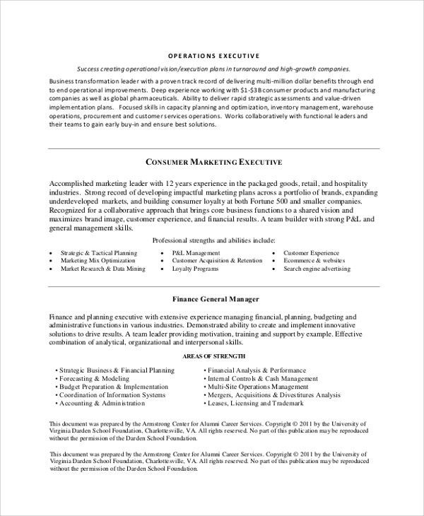 examples of objective statements for resumes example of a good. 25 ...