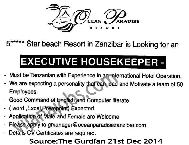 housekeeper job heidi imbuss profile picture. 3 housekeeping staff ...
