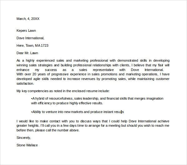 Marketing Assistant Cover Letter Example Free Download within ...