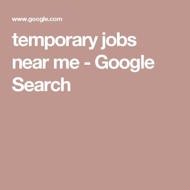 Best 20+ Temporary jobs ideas on Pinterest | Job description ...
