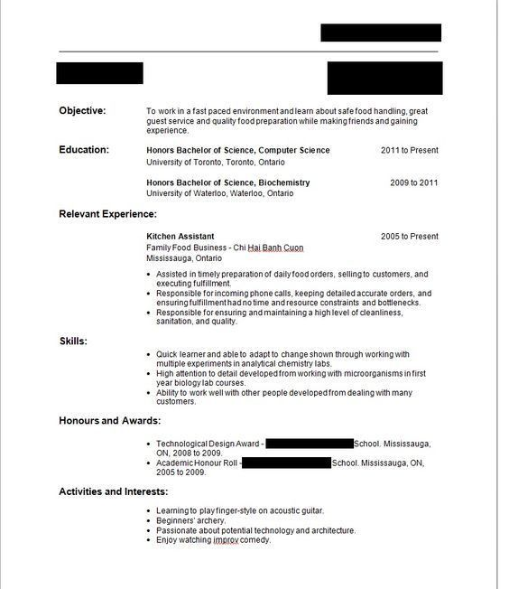 do you need an overview on how to write a resume while its merely ...