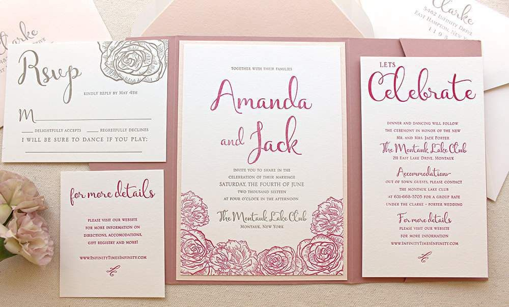 Wedding Invitation Wording Samples   Wedding Invitation Templates