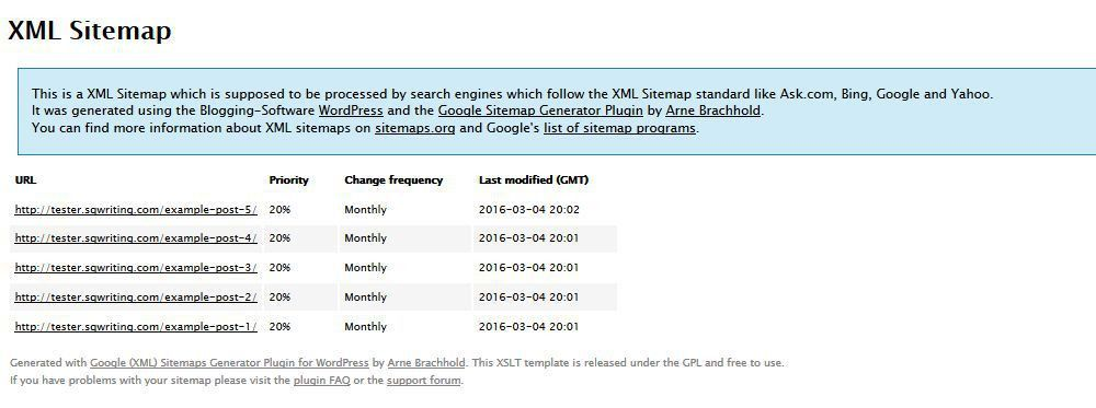 How to Properly Install and Configure the Google XML Sitemaps ...