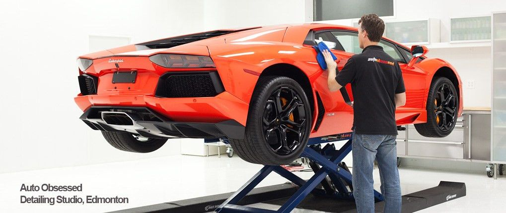 Auto Obsessed - auto detailing services and car care products ...