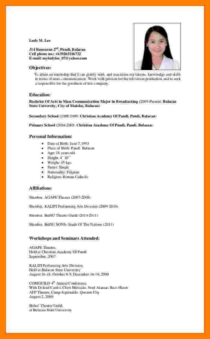 3+ objectives for ojt | producer resume