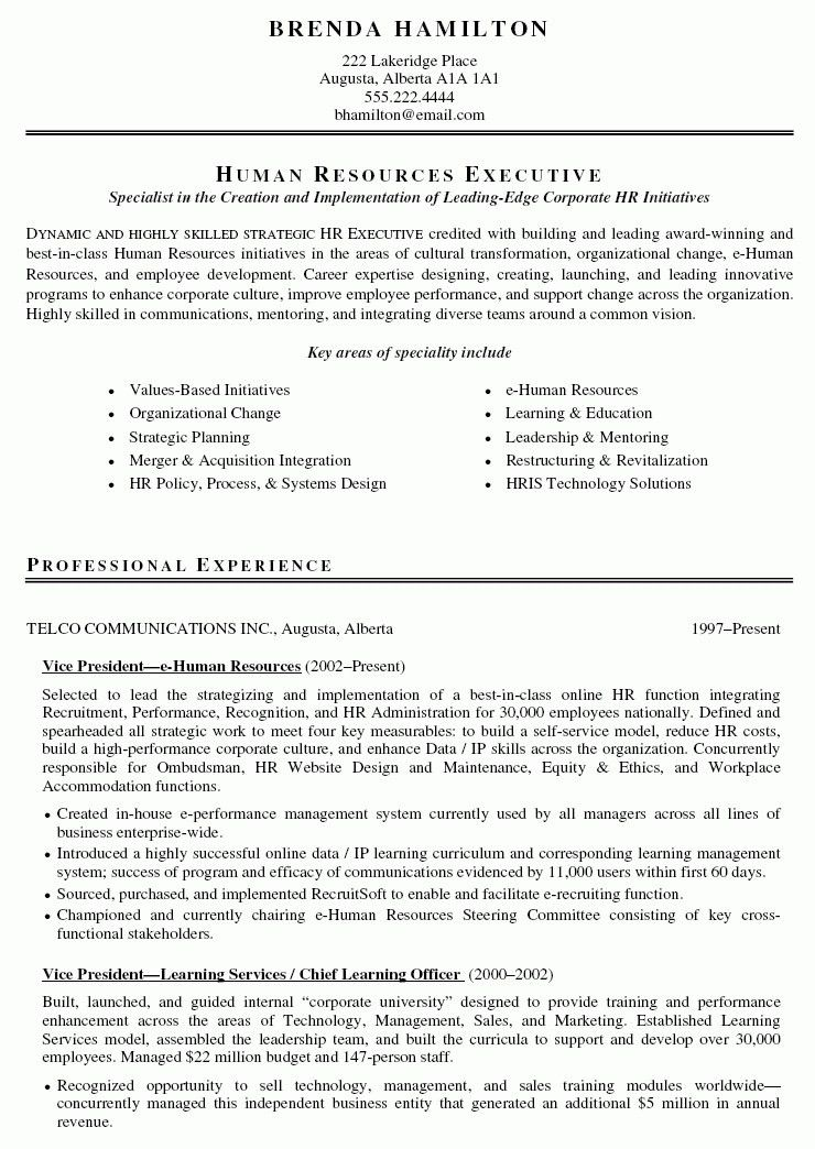 hr specialist professional. technical recruiter sample resume ...