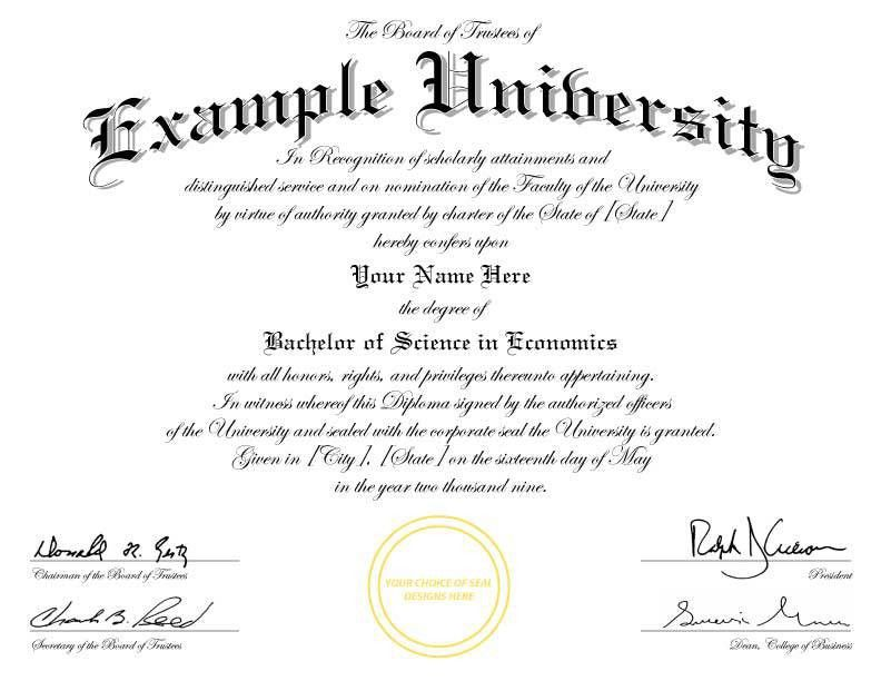 college diploma template - thebridgesummit.co