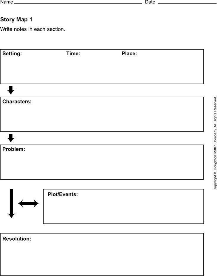 Sample Chart Templates » Story Chart Template - Free Charts ...