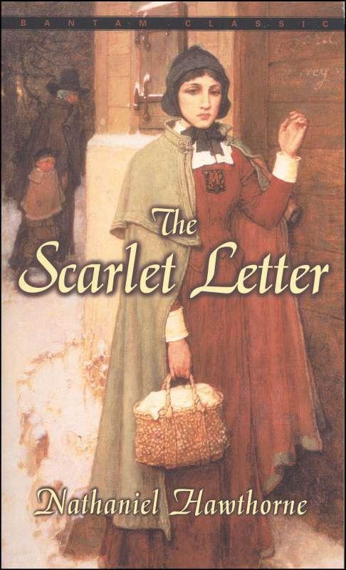 Scarlet Letter (Bantam Classic) (012404) Images - Rainbow Resource ...