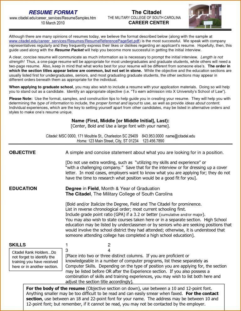 Absolutely Smart Proper Resume 5 Examples Of Resumes Proper Resume ...