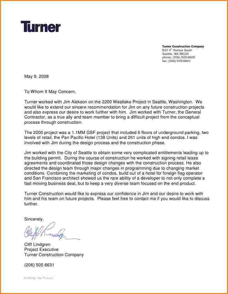 6+ recommendation letter format | receipts template