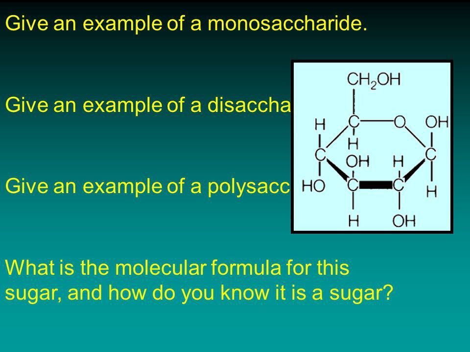 Complex Structures and Functions of Carbohydrates - ppt video ...