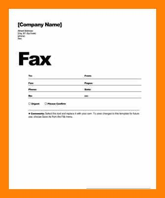 6+ blank cover letter for fax | skill in resume