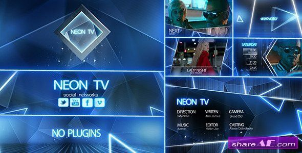 FNT Broadcast Package - Videohive » free after effects templates ...