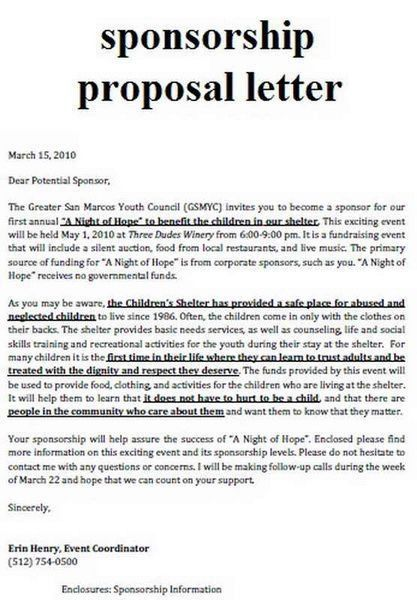 Best 25+ Sample of proposal letter ideas on Pinterest | Sample ...