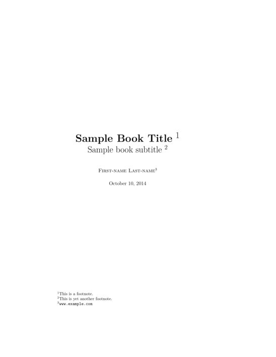 LaTeX Templates - ShareLaTeX, Online LaTeX Editor