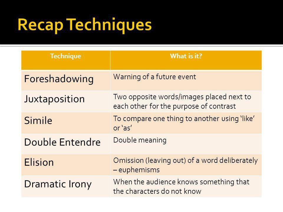 Macbeth Terminology. - ppt video online download