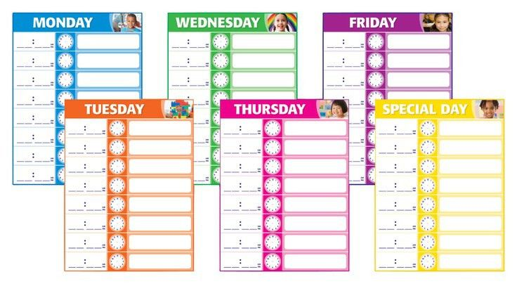 Sample Timetable Template Word Format – Microsoft Word Templates ...