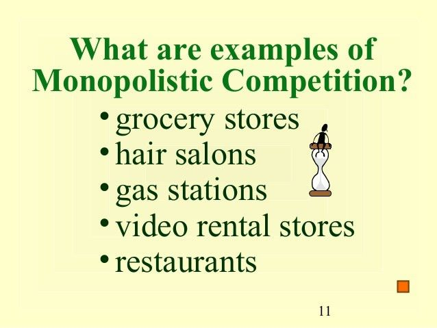 10 monopolistic competition and oligopoly