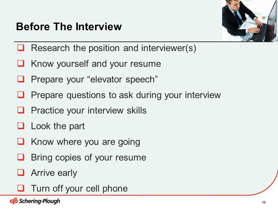 Interview Skills Training - ppt download
