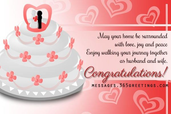 Wedding Wishes And Messages - 365greetings.com