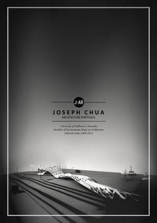 Joseph Chua Architecture Portfolio (2013) | Architecture portfolio ...