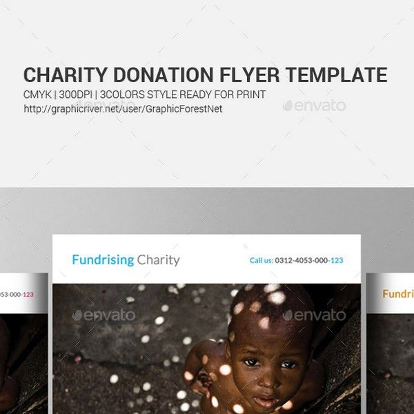 25+ Charity Event Flyer Templates