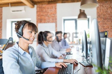 Telesales Consultant Stock Photos. Royalty Free Telesales ...