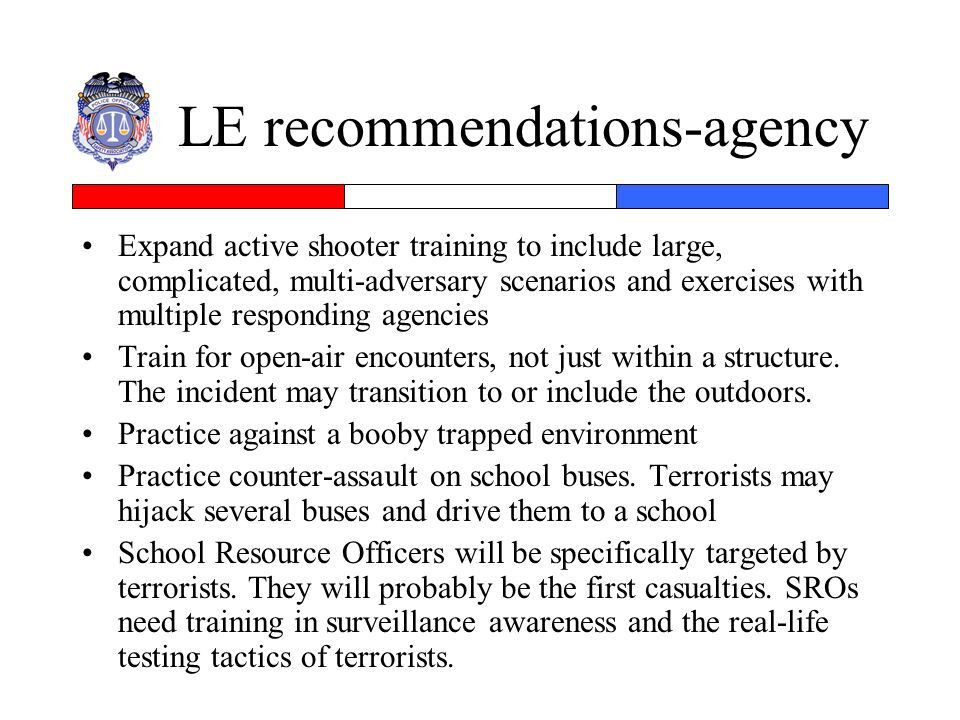 Active Shooter and 4th/5th Generation Warfare - ppt download