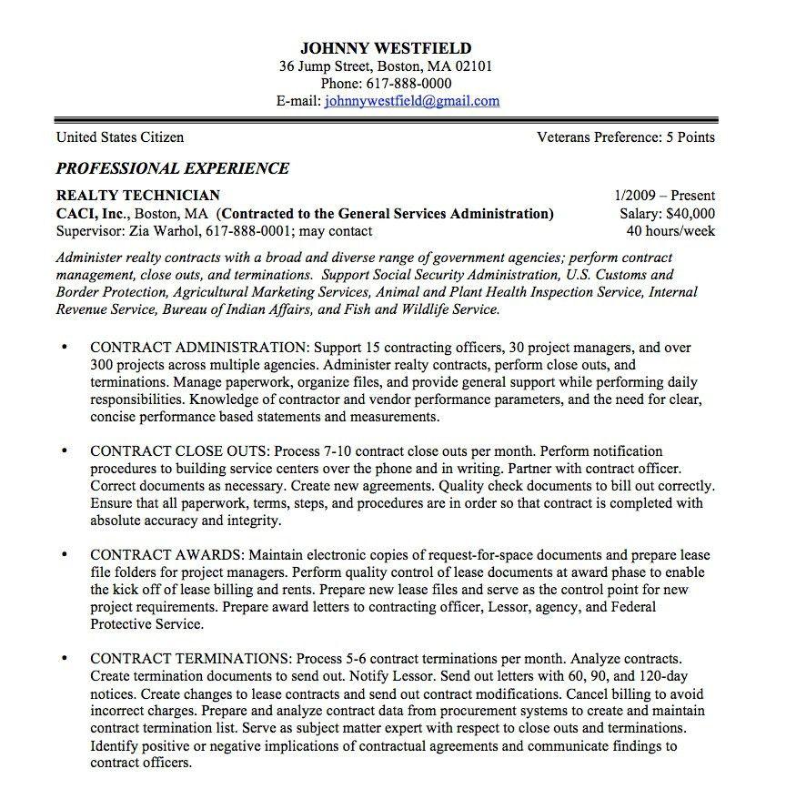 sample military to civilian resume air force resume builder ...